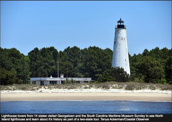 Lighthouse Tour Georgetown Sc