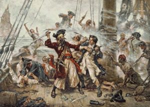 History for Lunch - Blackbeard & the Queen Anne's Revenge @ South Carolina Maritime Museum | Georgetown | South Carolina | United States