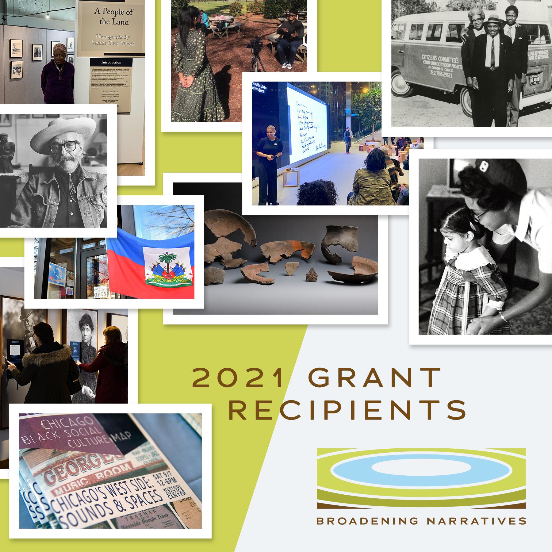 2021 Award to SCMM
